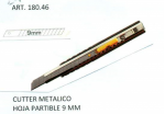 1509018046 CUTTER  METAL   CUCHILLA  9 MM.
