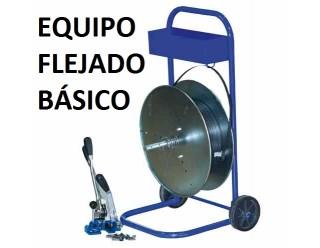 1601AS EQUIPO DE FLEJADO BASICO