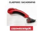 CLAEP0003 SACAGRAPAS DEGRAPADOR METALICO