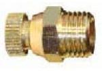 COM-4902 GRIFO PURGA 3/8 REDONDO  REF.CA490/2