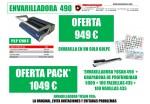 0012ENVYO490P PACK ENVARILLADORA DE CALENDARIOS  MANUAL MAX. 490 MM. Y-490