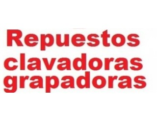 RECAMBIOS CLAVADORAS GRAPADORAS NEUMATICAS