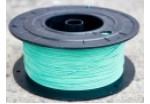 SEG20RD Alambre metálico no conductivo, recubierto verde ignífugo (autoextinguible) (ROTOLESS)
