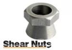 DTORSEG013 Tornillo de Seguridad Shear Nuts