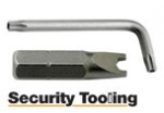 DTORSEG030 Tornillo de Seguridad Tooling