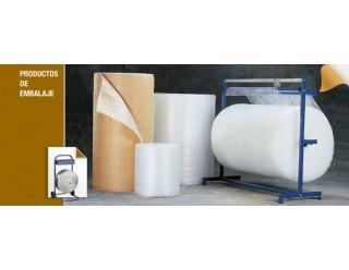 Proteccion y Relleno Embalaje